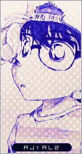 المحقق كونان صديقي العزيز اضع بعض صور من تصميمي  O15