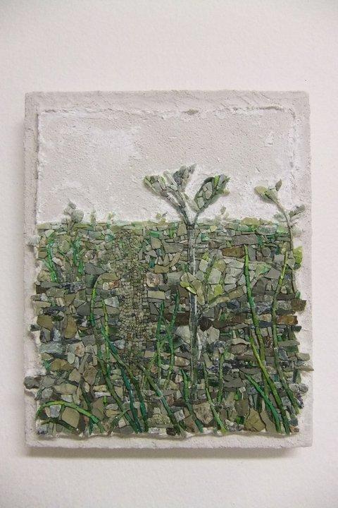 Takako Hirai une artiste mosaïste 22788010