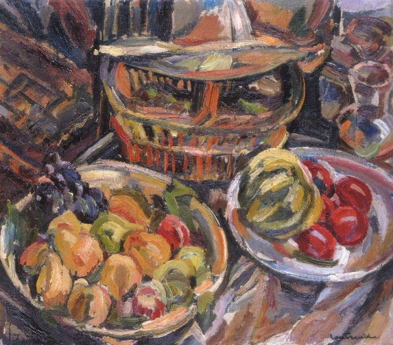 Maurice Loutreuil Fruits10