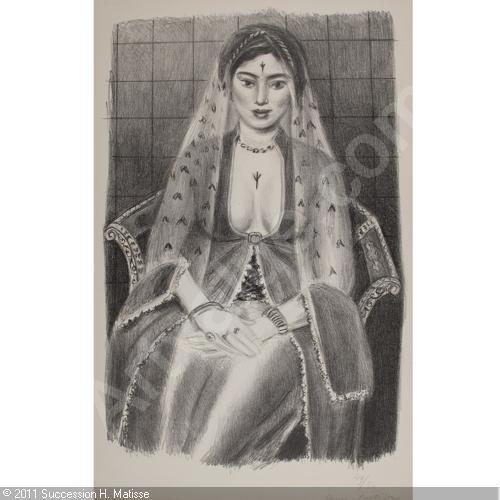 La Gravure avec Derain, Matisse, Picasso...et autres Matiss10