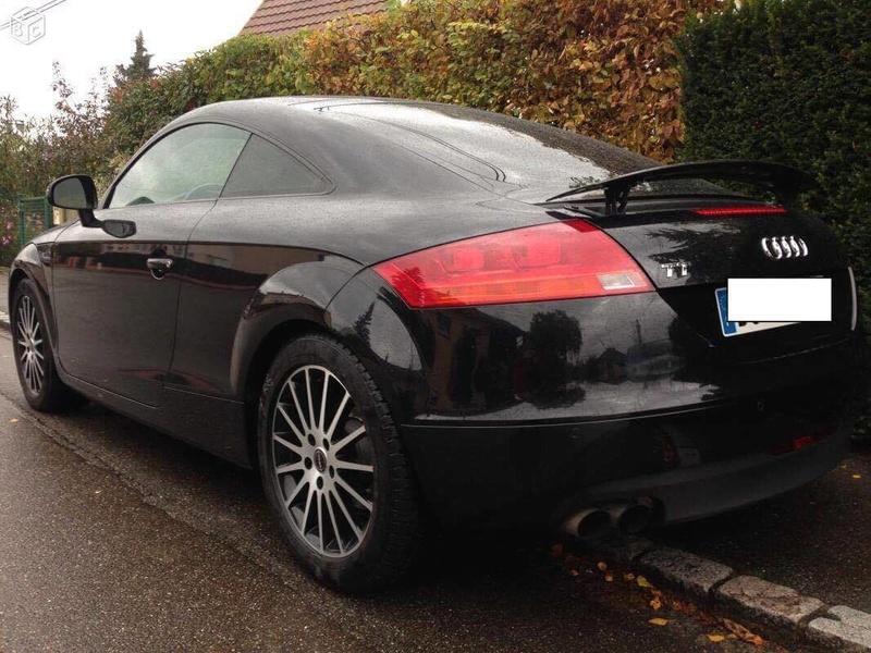Audi TT mk2 2.0 TFSI 15417910