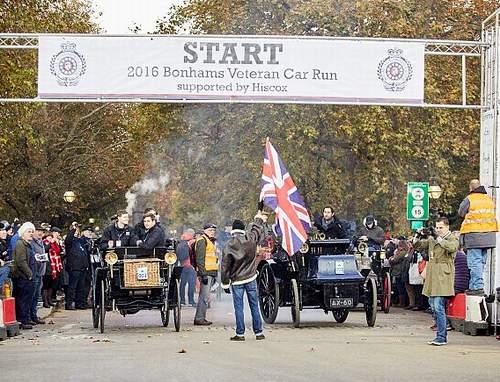London to Brighton Veteran Car Run 2016 16111110