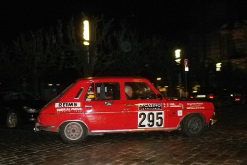 Le Rallye Monte Carlo et .... le Rallye Monte Carlo Historique 2017 Rmch1107
