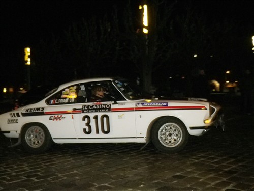 Le Rallye Monte Carlo et .... le Rallye Monte Carlo Historique 2017 Rmch1108