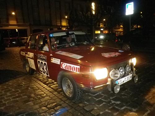 Le Rallye Monte Carlo et .... le Rallye Monte Carlo Historique 2017 Rmch1112
