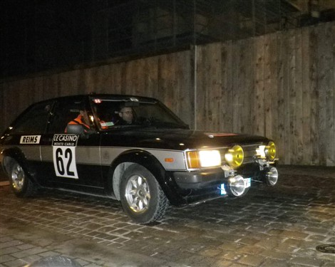 Le Rallye Monte Carlo et .... le Rallye Monte Carlo Historique 2017 Rmch1117