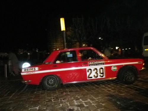 Le Rallye Monte Carlo et .... le Rallye Monte Carlo Historique 2017 Rmch1118