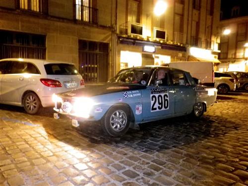 Le Rallye Monte Carlo et .... le Rallye Monte Carlo Historique 2017 Rmch1121