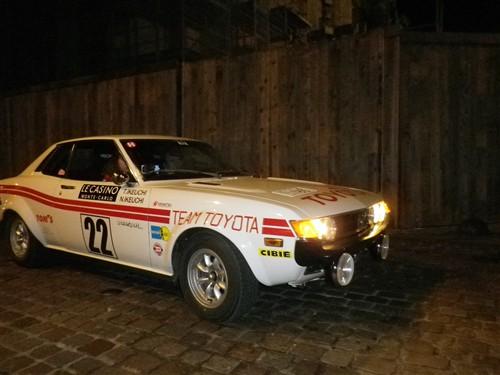 Le Rallye Monte Carlo et .... le Rallye Monte Carlo Historique 2017 Rmch1122