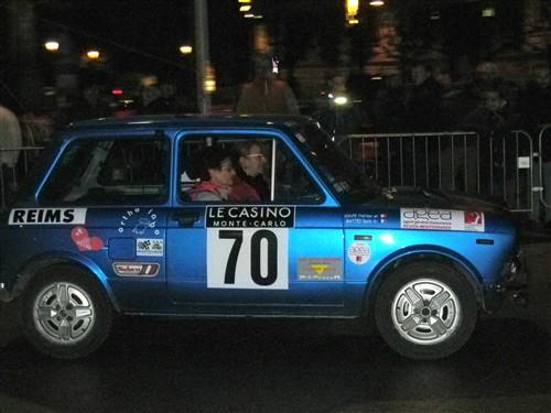 Le Rallye Monte Carlo et .... le Rallye Monte Carlo Historique 2017 Rmch1123