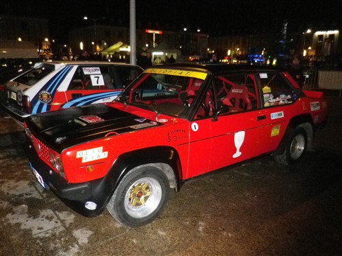 Le Rallye Monte Carlo et .... le Rallye Monte Carlo Historique 2017 Rmch1130