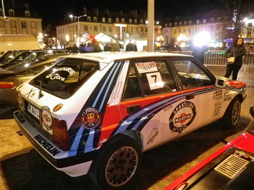 Le Rallye Monte Carlo et .... le Rallye Monte Carlo Historique 2017 Rmch1131