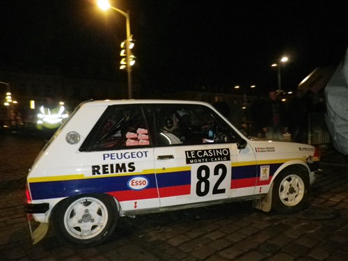 Le Rallye Monte Carlo et .... le Rallye Monte Carlo Historique 2017 Rmch1722
