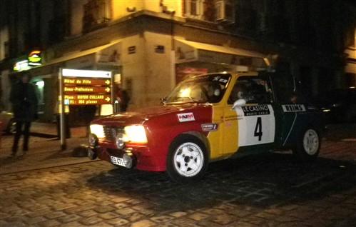 Le Rallye Monte Carlo et .... le Rallye Monte Carlo Historique 2017 Rmch1724
