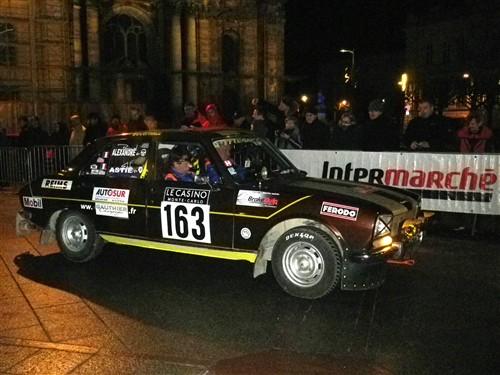 Le Rallye Monte Carlo et .... le Rallye Monte Carlo Historique 2017 Rmch1725