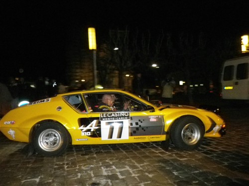 Le Rallye Monte Carlo et .... le Rallye Monte Carlo Historique 2017 Rmch1731