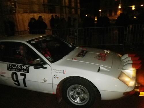 Le Rallye Monte Carlo et .... le Rallye Monte Carlo Historique 2017 Rmch1734