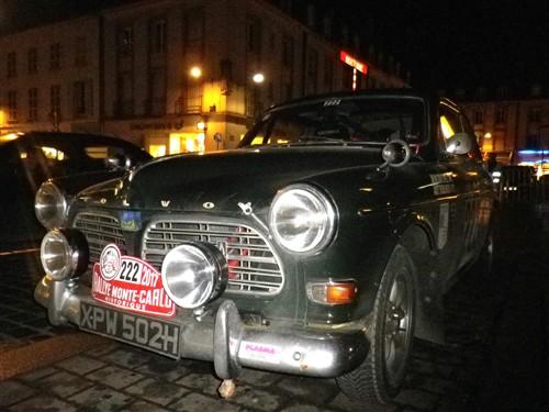 Le Rallye Monte Carlo et .... le Rallye Monte Carlo Historique 2017 Rmch1751