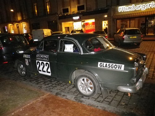 Le Rallye Monte Carlo et .... le Rallye Monte Carlo Historique 2017 Rmch1754