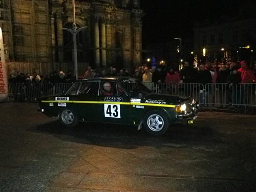 Le Rallye Monte Carlo et .... le Rallye Monte Carlo Historique 2017 Rmch1755