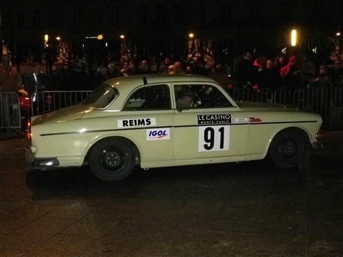 Le Rallye Monte Carlo et .... le Rallye Monte Carlo Historique 2017 Rmch1758