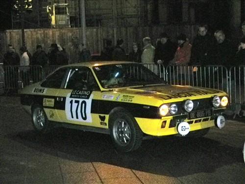 Le Rallye Monte Carlo et .... le Rallye Monte Carlo Historique 2017 Rmch1763