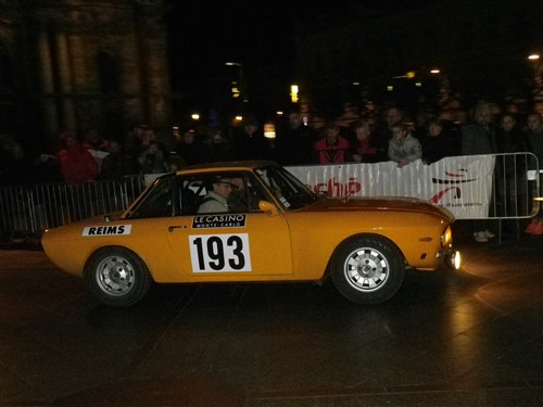 Le Rallye Monte Carlo et .... le Rallye Monte Carlo Historique 2017 Rmch1764