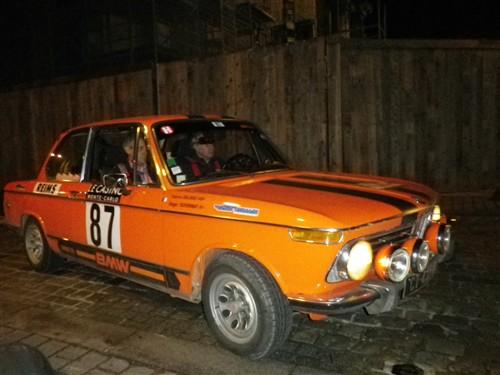 Le Rallye Monte Carlo et .... le Rallye Monte Carlo Historique 2017 Rmch1772