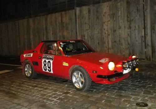 Le Rallye Monte Carlo et .... le Rallye Monte Carlo Historique 2017 Rmch1775