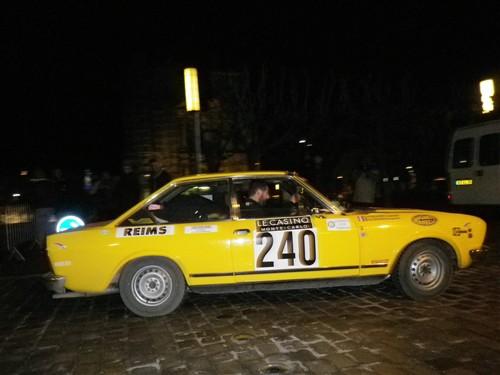 Le Rallye Monte Carlo et .... le Rallye Monte Carlo Historique 2017 Rmch1783