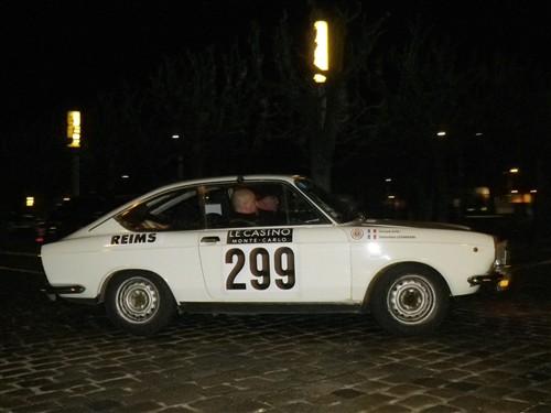 Le Rallye Monte Carlo et .... le Rallye Monte Carlo Historique 2017 Rmch1784