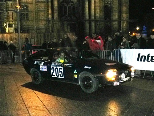 Le Rallye Monte Carlo et .... le Rallye Monte Carlo Historique 2017 Rmch1785