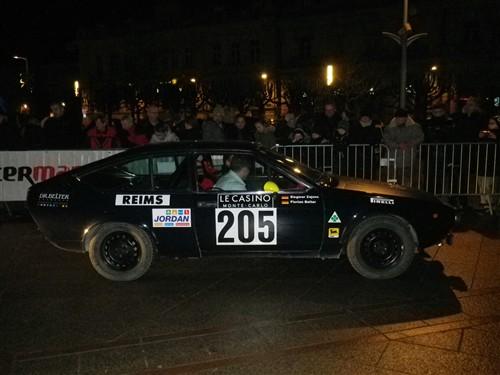 Le Rallye Monte Carlo et .... le Rallye Monte Carlo Historique 2017 Rmch1787