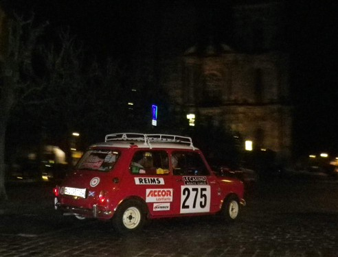 Le Rallye Monte Carlo et .... le Rallye Monte Carlo Historique 2017 Rmch1795