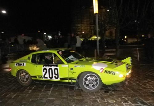 Le Rallye Monte Carlo et .... le Rallye Monte Carlo Historique 2017 Rmch1799