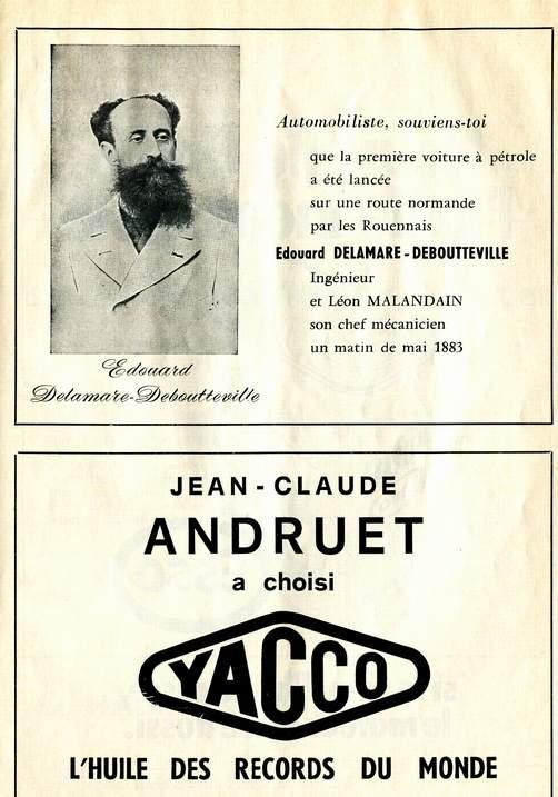 ANCIENNES PUBLICITÉS et patrimoine culturel - Page 2 Rouen710