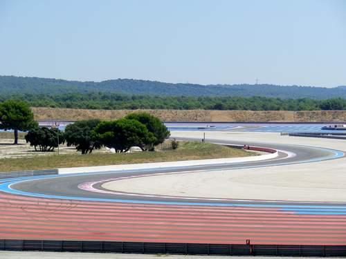 Le circuit Paul Ricard Sept1310