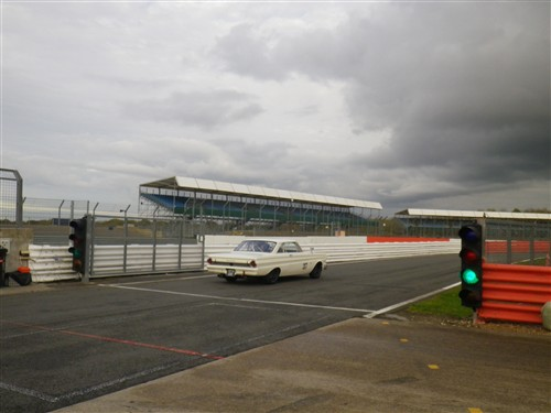 "Le ""Walter HAYES Trophy"" à Silverstone Wht16_27"