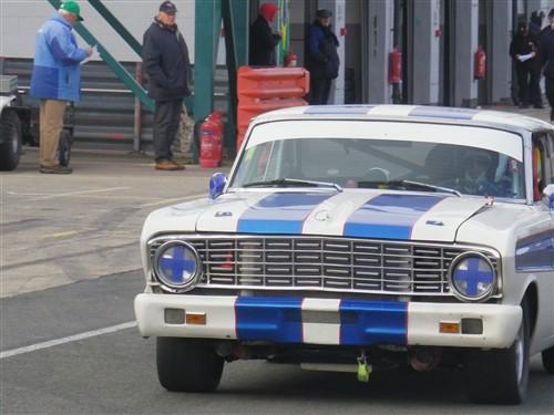 "Le ""Walter HAYES Trophy"" à Silverstone Wht16_28"