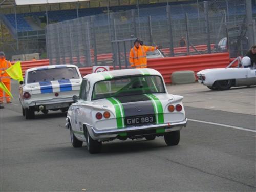"Le ""Walter HAYES Trophy"" à Silverstone Wht16_29"