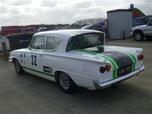 "Le ""Walter HAYES Trophy"" à Silverstone Wht16_31"