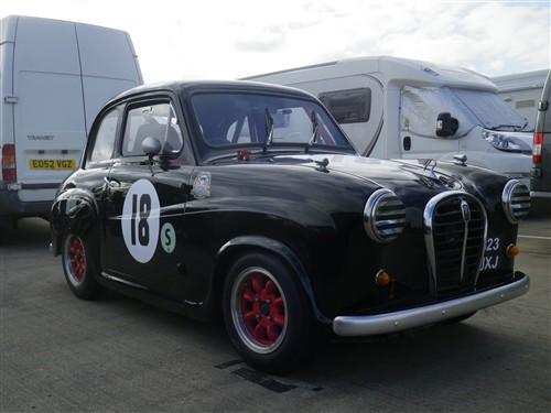 "Le ""Walter HAYES Trophy"" à Silverstone Wht16_35"