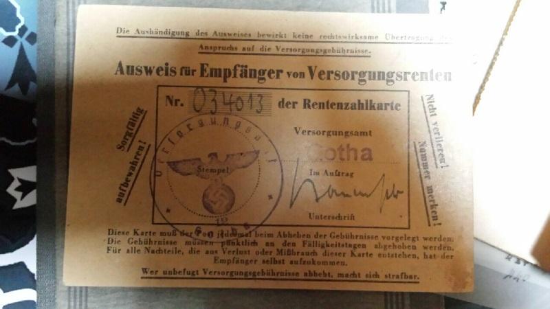 Papiers allemands à traduire et identification calques 20161210