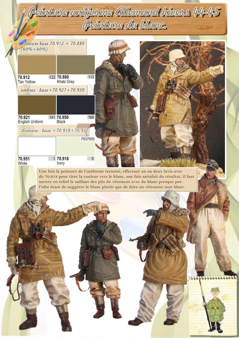 Front de l'Est en hiver (SdKfz 223 1/35 Tamiya + personnages Dragon et Tank) - Page 10 Page_610