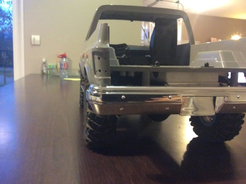 Nouveau scale pour 2017 : Chassis GCM CMAX et Carroserie Chevy Blazer RC4WD Img_1410