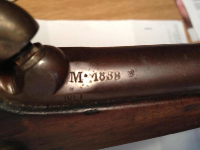 Pistolet de gendarmerie 1842 Mutzig11