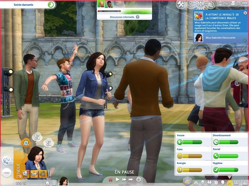 [Abandon] Miss-Gabrielle Découvre et redécouvre les Sims 4 - Page 2 1412