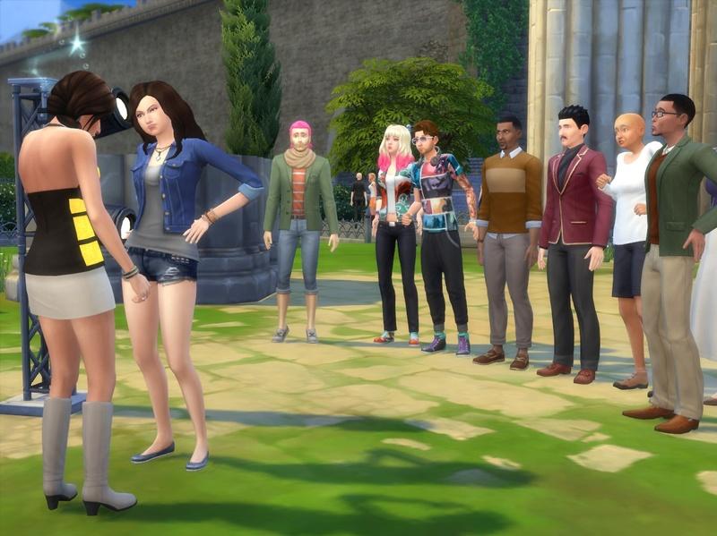 [Abandon] Miss-Gabrielle Découvre et redécouvre les Sims 4 - Page 2 2312