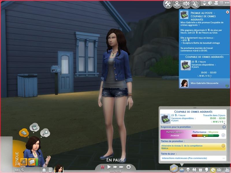 [Abandon] Miss-Gabrielle Découvre et redécouvre les Sims 4 - Page 2 2612