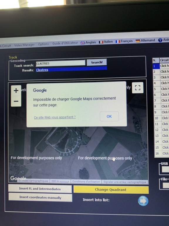 GALÈRE EXPORT CHRONO DIGIRACE MMX - GPS4 lite 238ef510
